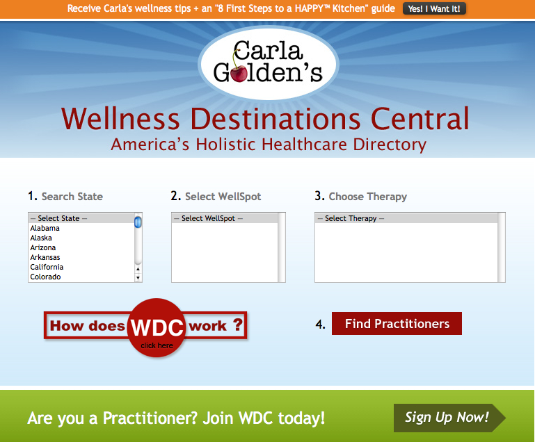 WellnessDestinationsCentral.com