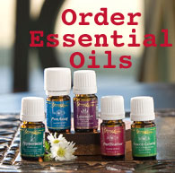 Order Young Living Essential Oils