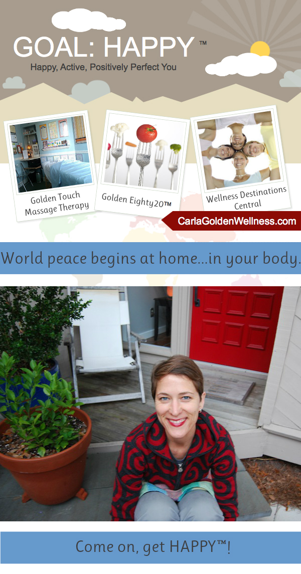Carla Golden Wellness