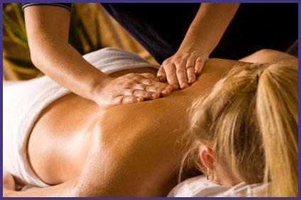 green eastern nurture massage