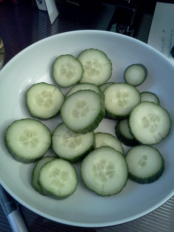 Just Cucumbers