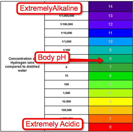 What does pH-Balanced mean?
