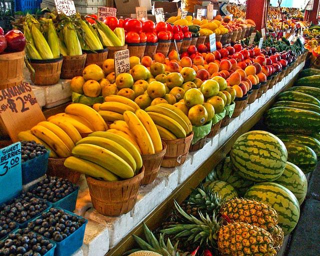 Fruit Over Forks Over Knives • Carla Golden