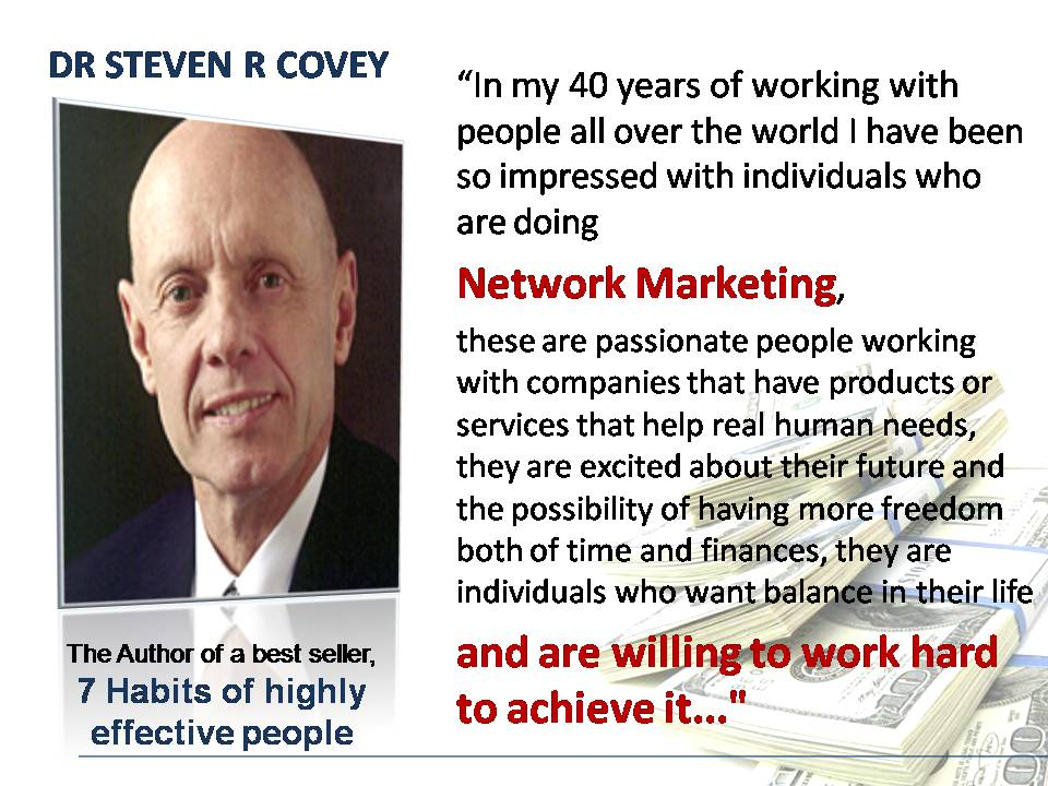 Believes MLM why mlm is the business model of the future \u2022 carla golden