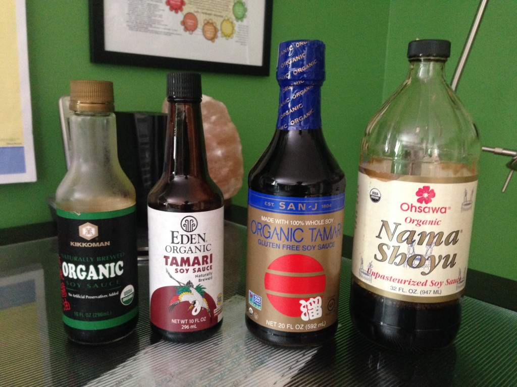 The Difference Between Soy Sauce Shōyu And Tamari
